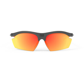 Rudy Project Rydon Okulary rowerowe, graphite - polar 3fx hdr multilaser orange